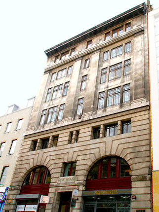 Duplimaster London building