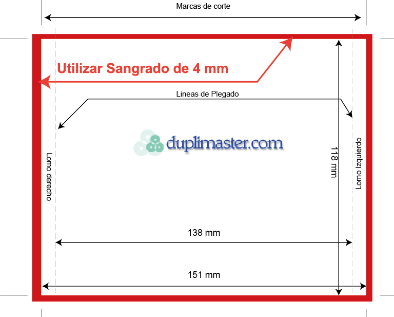 Regular 7mm Jewel box template tiny image