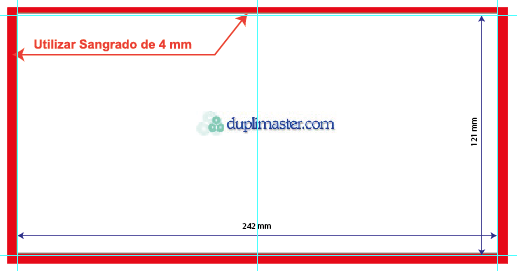 Two (2) page booklet template tiny image