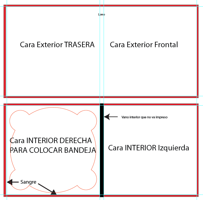 Digipack template tiny image